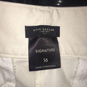 Ann Taylor Shorts - Ann Taylor Signature Shorts